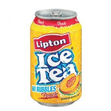 Lipton Ice Tea Peach No Bubbles 33cl