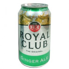 Royal Club Ginger Ale 33cl