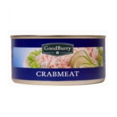 Crab Meat - Goodburry 170g